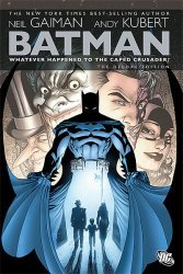 DC Comics's Batman: Whatever Happened to the Caped Crusader? Hard Cover # 1