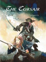 Black Panel Press's The Corsair Soft Cover # 1