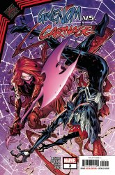 Marvel Comics's King in Black: Gwenom vs Carnage Issue # 2