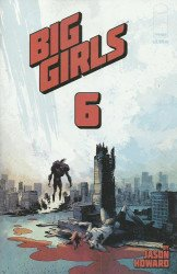 Image Comics's Big Girls Issue # 6