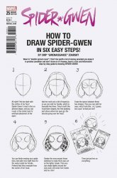 Marvel Comics's Spider-Gwen Issue # 25e