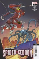 Marvel Comics's Edge of Spider-Geddon Issue # 2 - 2nd print