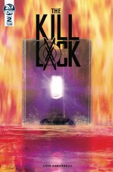 IDW Publishing's Kill Lock Issue # 2