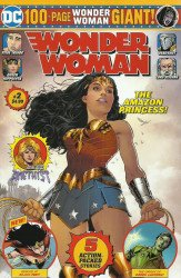 DC Comics's Wonder Woman Giant Giant Size # 2mass edition