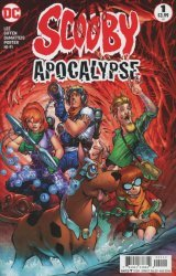 DC Comics's Scooby: Apocalypse Issue # 1 - 2nd print