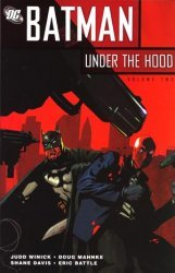 DC Comics's Batman: Under the Hood TPB # 2