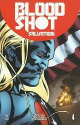 Valiant Entertainment's Bloodshot: Salvation Issue # 4c