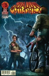 Red Giant Entertainment's Shadow Children Issue # 1