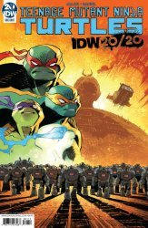 IDW Publishing's Teenage Mutant Ninja Turtles: IDW  20/20 Issue # 1