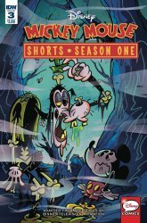 IDW Publishing's Mickey Mouse Shorts: Season 1 Issue # 3