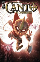 IDW Publishing's Canto and the Clockwork Fairies Issue # 1c
