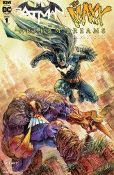 IDW Publishing's Batman / Maxx: Arkham Dreams Issue # 1albert moy-e