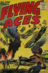 Key Publications's Flying Aces Issue # 1