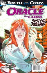DC Comics's Oracle: The Cure Issue # 3
