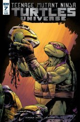 IDW Publishing's Teenage Mutant Ninja Turtles Universe Issue # 7b