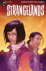 Humanoids Publishing's Strangelands Issue # 2