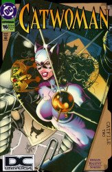 DC Comics's Catwoman Issue # 16b