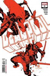 Marvel Comics's Deadpool Issue # 3