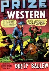 Prize Publications's Prize Comics Western Issue # 71