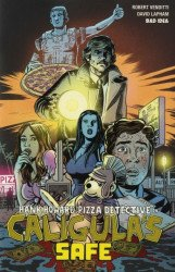 Bad Idea Comics's Hank Howard: Pizza Detective - In Caligulas Safe Issue # 1