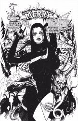 Broadsword Comics's Tarot: Witch of the Black Rose Issue # 101c