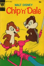Gold Key's Chip 'n' Dale Issue # 17whitman
