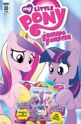 IDW Publishing's My Little Pony: Friends Forever Issue # 30