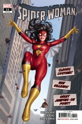 Marvel Comics's Spider-Woman Issue # 11