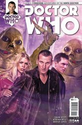 Titan Comics's Doctor Who: 9th Doctor Issue # 3b