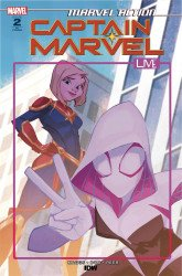 IDW Publishing's Marvel Action: Captain Marvel Issue # 2ri