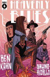 Scout Comics's Heavenly Blues Issue # 6