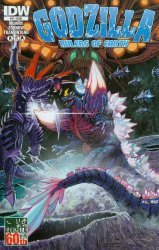 IDW Publishing's Godzilla: Rulers of the Earth Issue # 17