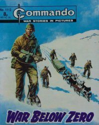 D.C. Thomson & Co.'s Commando: War Stories in Pictures Issue # 1113