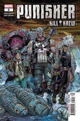 Marvel Comics's Punisher: Kill Krew Issue # 5