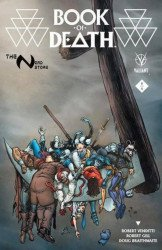 Valiant Entertainment's Book of Death Issue # 1nerd store
