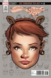 Marvel Comics's The Unbeatable Squirrel Girl Issue # 27c