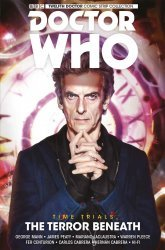 Titan Comics's Doctor Who: 12th Doctor - Year Three TPB # 1