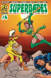 AC Comics's Superbabes Comics Issue # 4