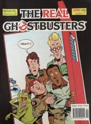 Marvel UK's The Real Ghostbusters Issue # 80