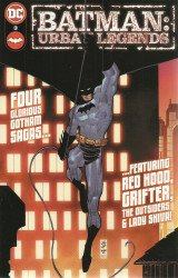 DC Comics's Batman: Urban Legends Issue # 3