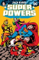 DC Comics's Super Powers: By Jack Kirby TPB # 1