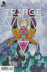 Dark Horse Comics's Triage Issue # 2