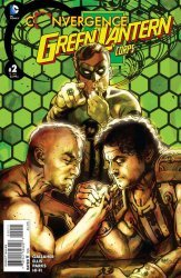 DC Comics's Convergence: Green Lantern Corps Issue # 2