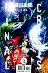 DC Comics's Final Crisis: Revelations Issue # 5