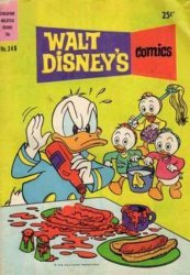 W.G.(Wogan)Publications's Walt Disney's Comics Issue # 348