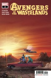 Marvel Comics's Avengers of the Wastelands Issue # 2