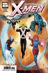 Marvel Comics's Astonishing X-Men Annual # 1