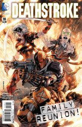 DC Comics's Deathstroke Issue # 18