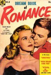 Magazine Enterprises's Dream Book of Romance Issue # 8