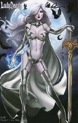 Coffin Comics's Lady Death: Moments Issue # 1n